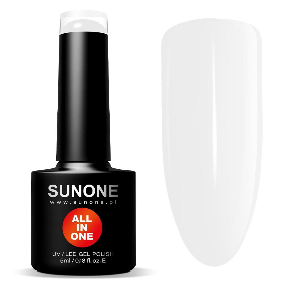 SUNONE_All In One lakier hybrydowy 3w1 B01 Blanka