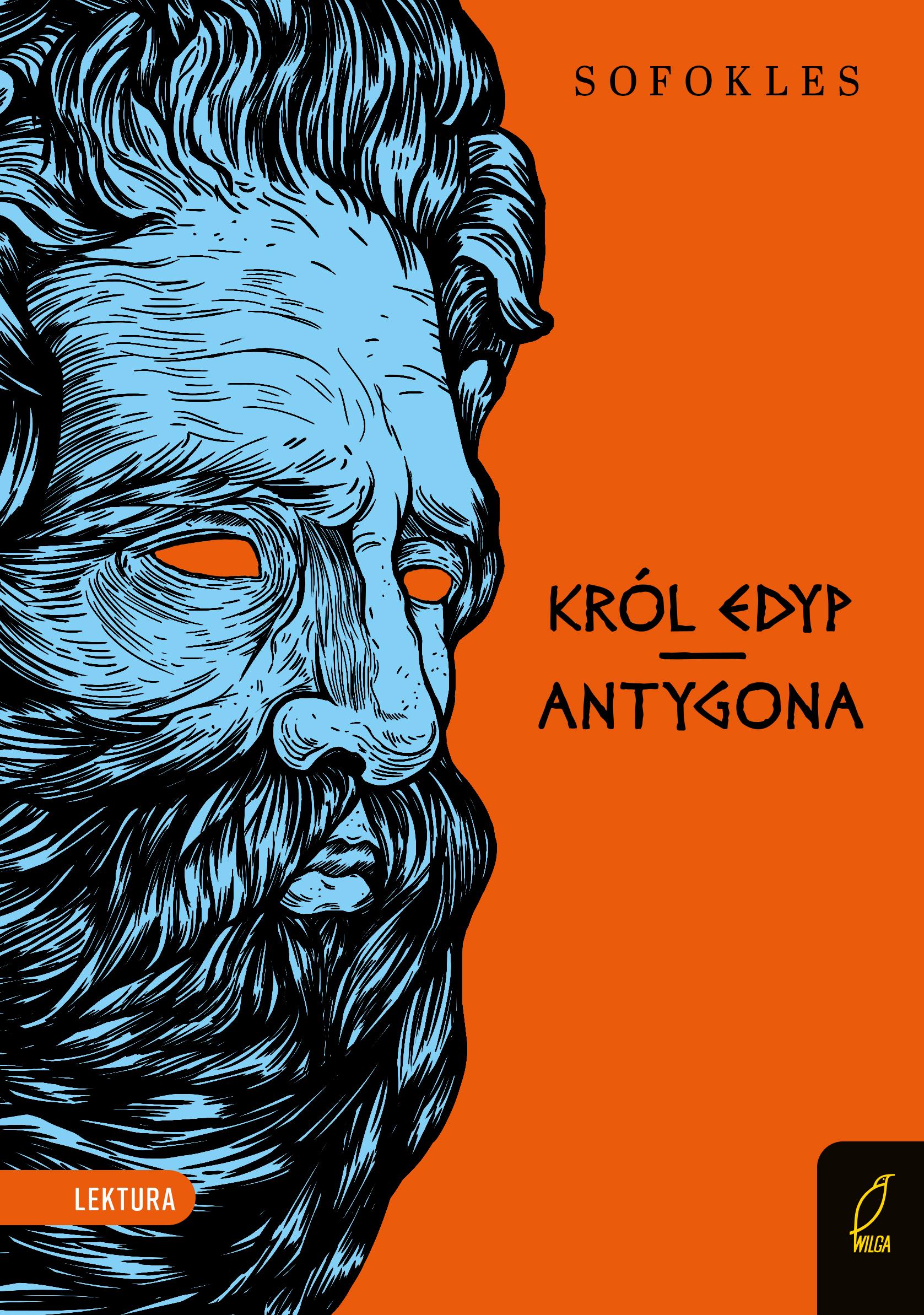 Król Edyp, Antygona
