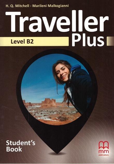 Traveller Plus B2. Student's Book