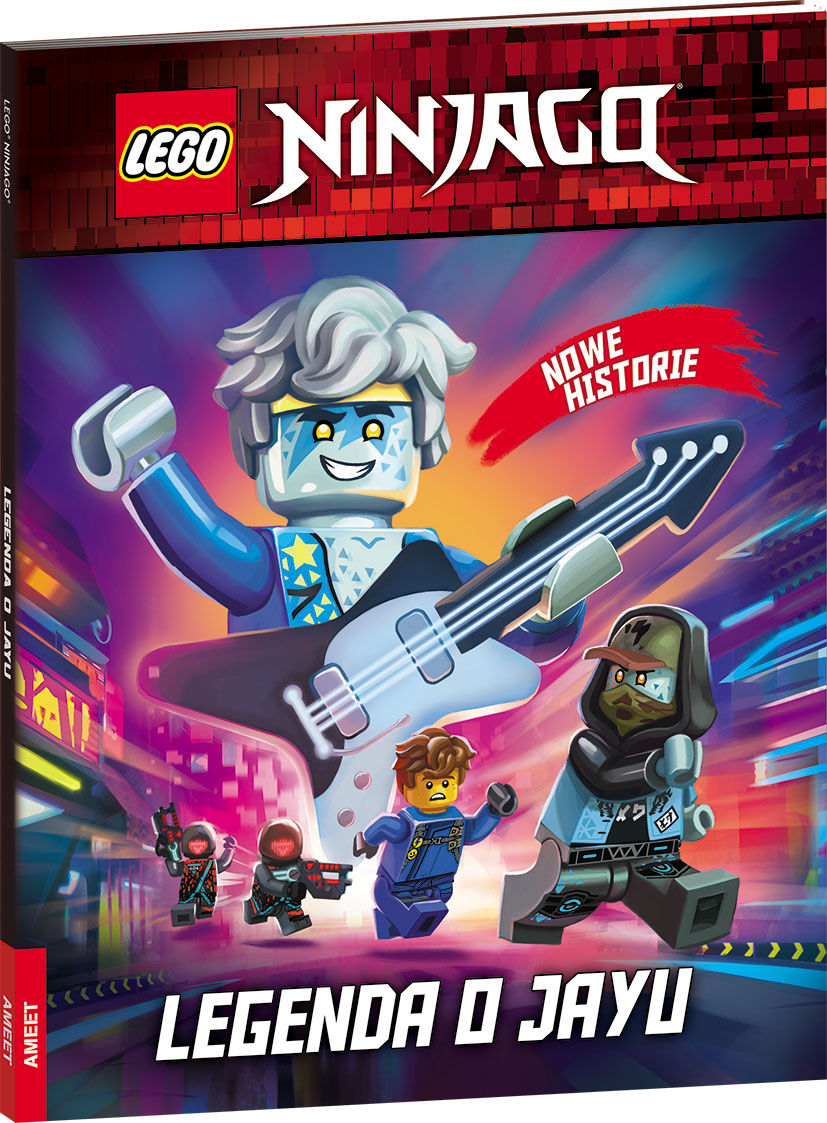 Lego Ninjago Legenda o Jayu