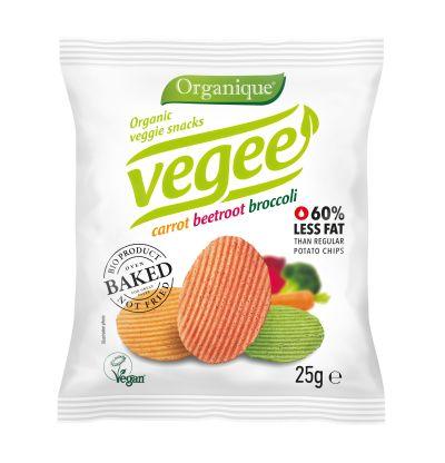 Chipsy warzywne Vegee bezglutenowe