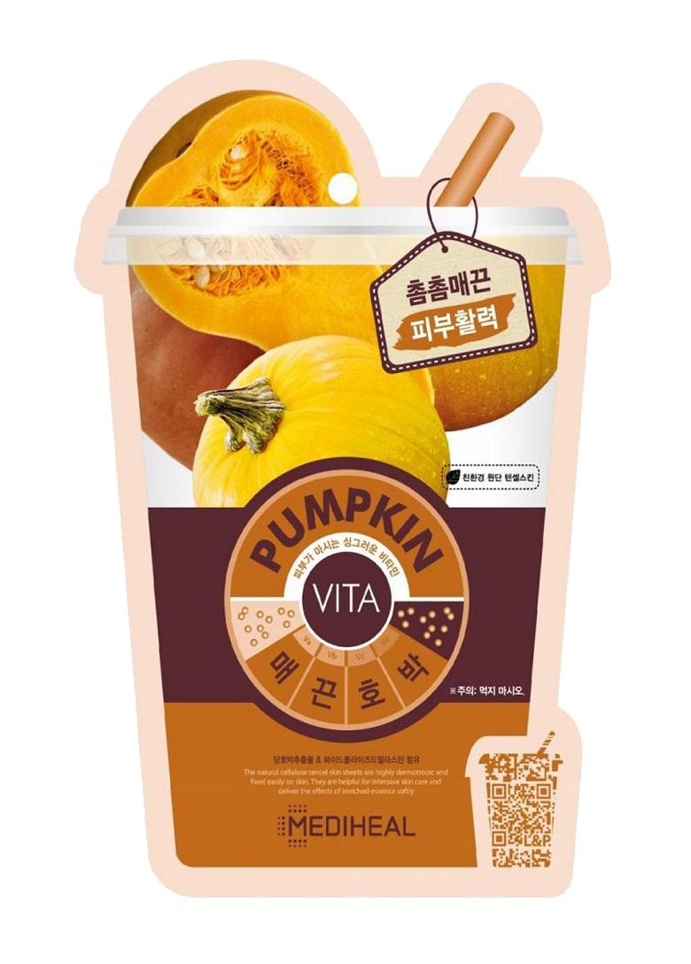 Vita Pumpkin Mask maska liftingująco- wygładzająca z dynią