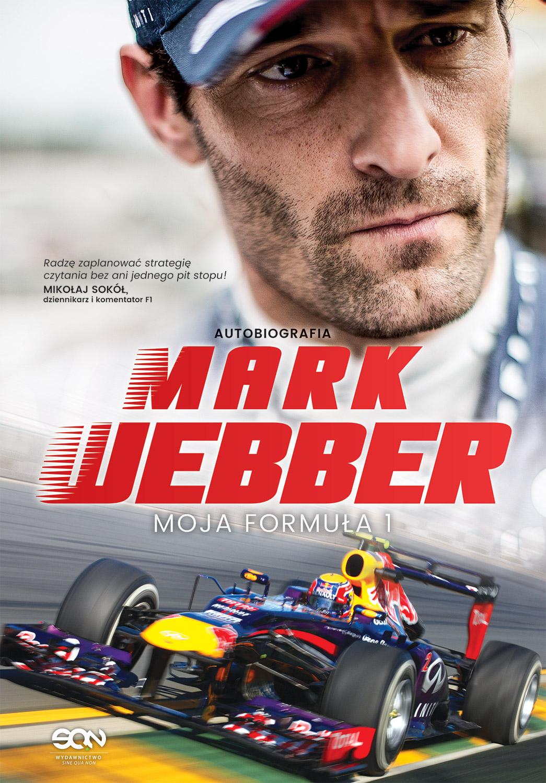 Autobiografia mark webber moja formuła 1