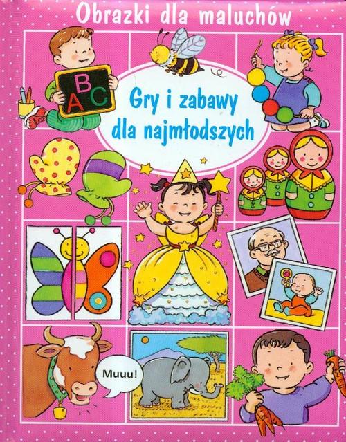Obrazki dla maluchów - Gry i zabawy FK
