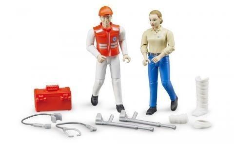 Figurki z akcesoriami medycznymi