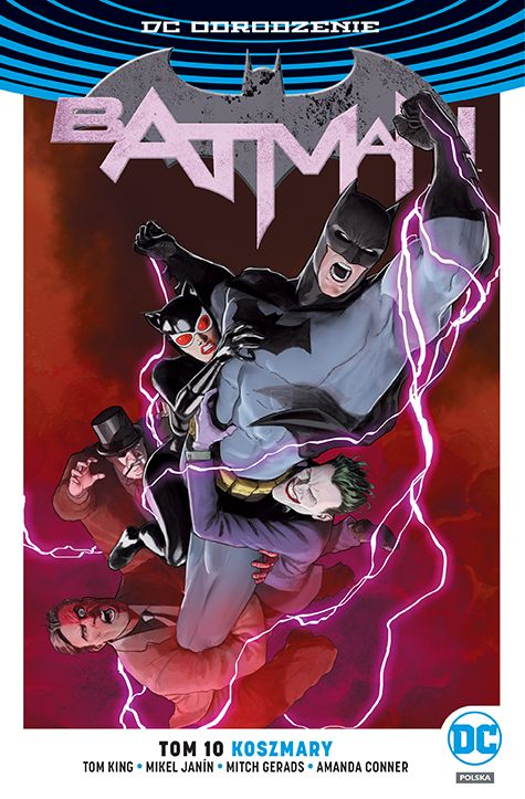 Batman. Tom 10. Koszmary