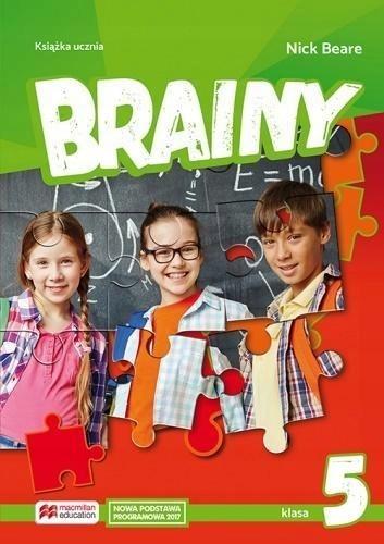 Brainy. Klasa 5. Książka ucznia. Język angielski. Szkoła podstawowa
