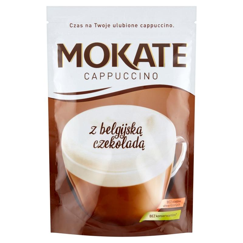 Kawa rozpuszczalna Cappuccino z belgijską czekoladą