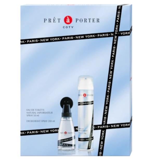Zestaw dla kobiet Woda toaletowa Pret A Porter For Woman + Dezodorant