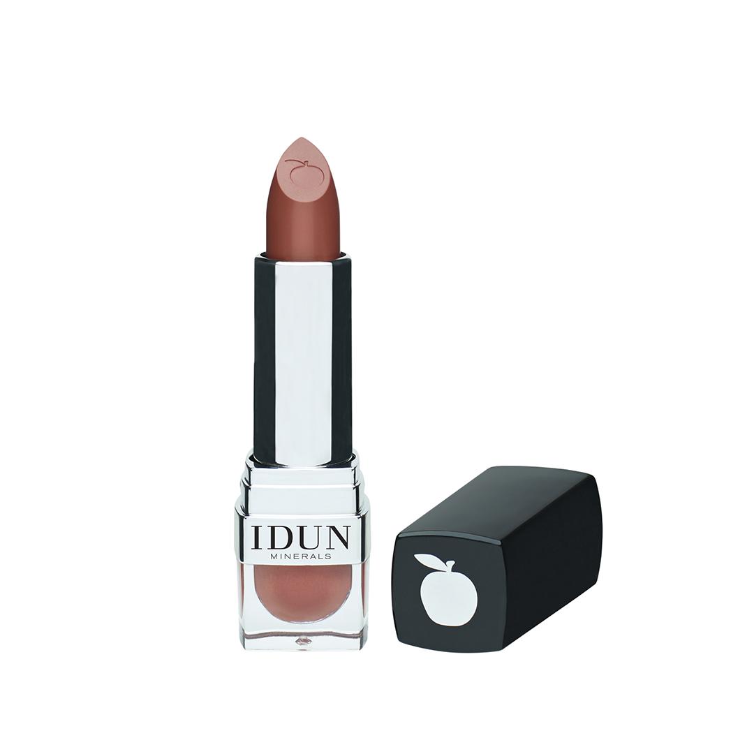 IDUN MINERALS_Matte Lipstick matowa szminka do ust 109 Lingon