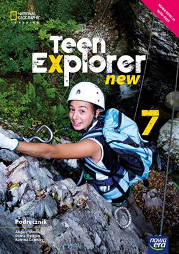 Teen Explorer New. Podręcznik. Klasa 7