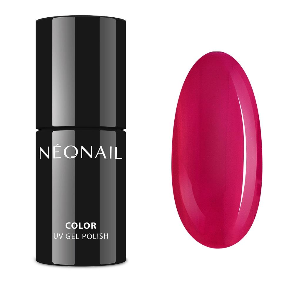 NEONAIL_UV Gel Polish Color lakier hybrydowy 3645 Juicy Raspberry