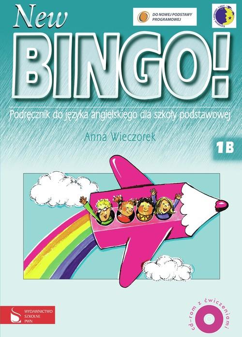 New Bingo! 1 Podręcznik Część A i B z płytą CD