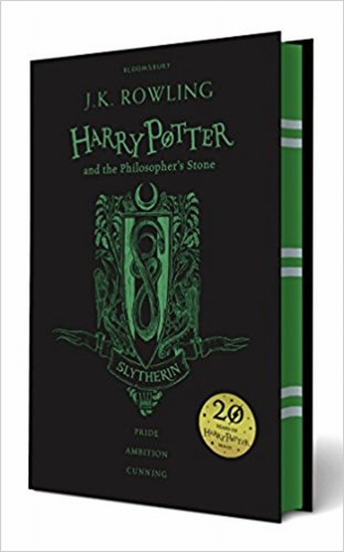 Harry Potter and the Philosopher's Stone Slytherin