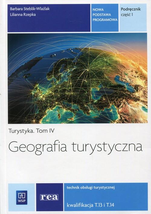 Geografia turystyczna REA - WSiP