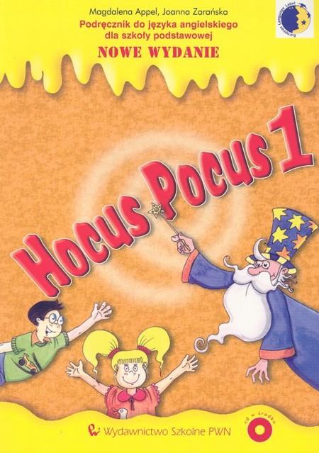Hocus Pocus 1 SP. Podręcznik. Język angielski