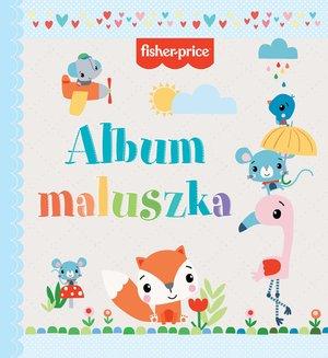 Fisher Price Album maluszka