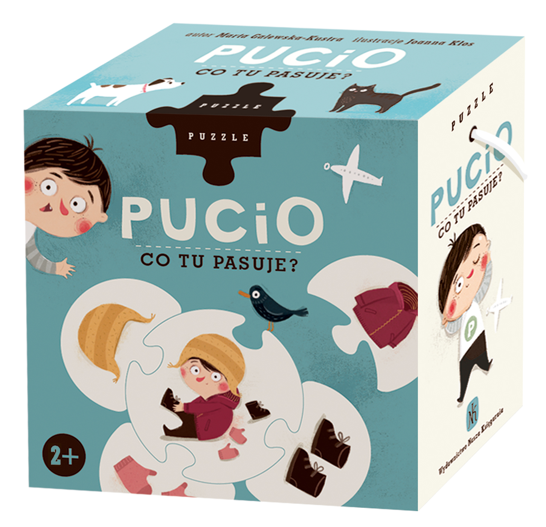 Puzzle Pucio Co tu pasuje?