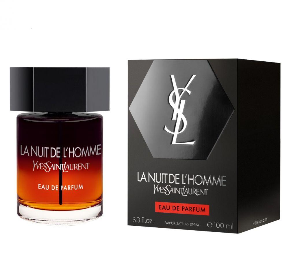 La Nuit de L'Homme Woda perfumowana