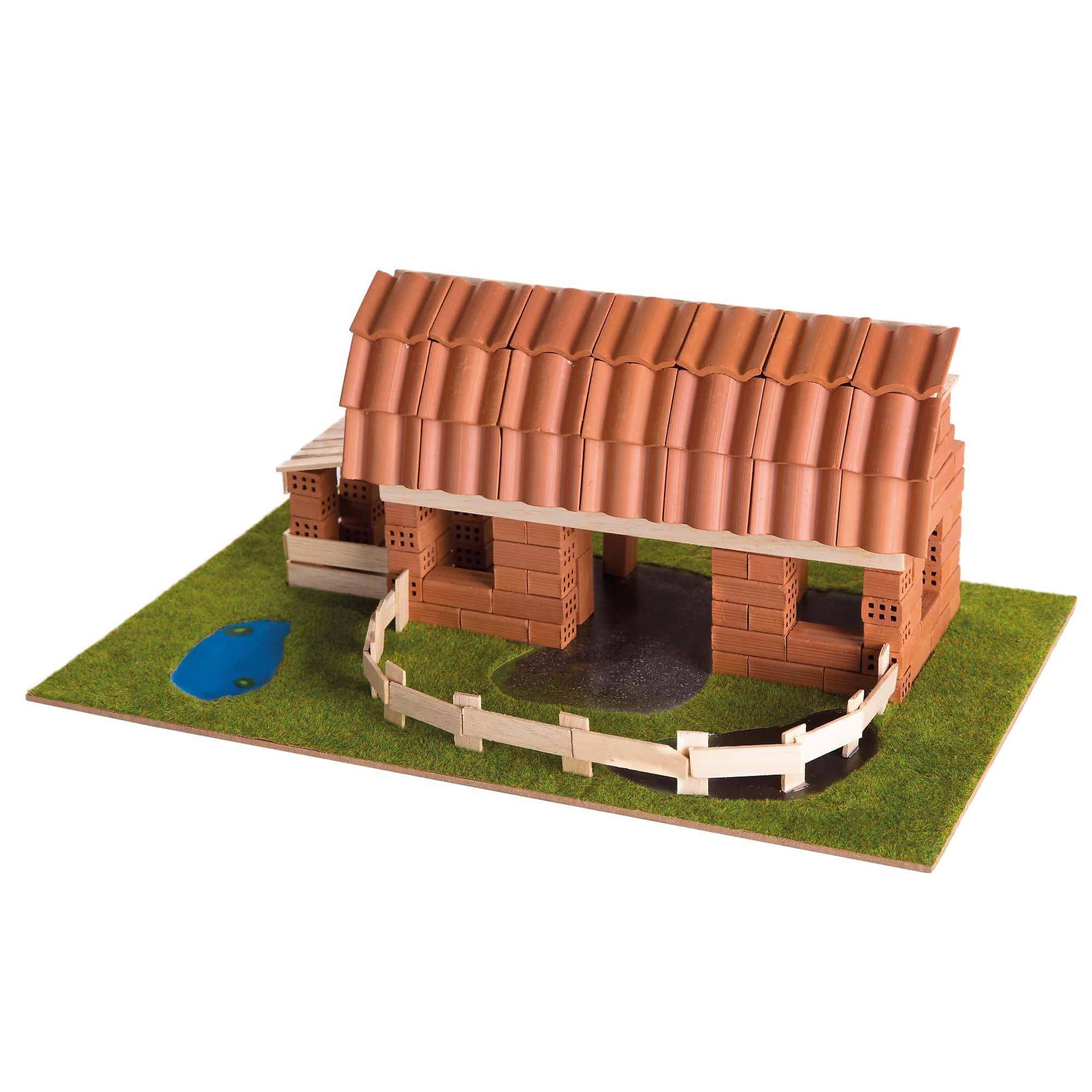 Brick Trick. Buduj z cegły. Ranczo XL