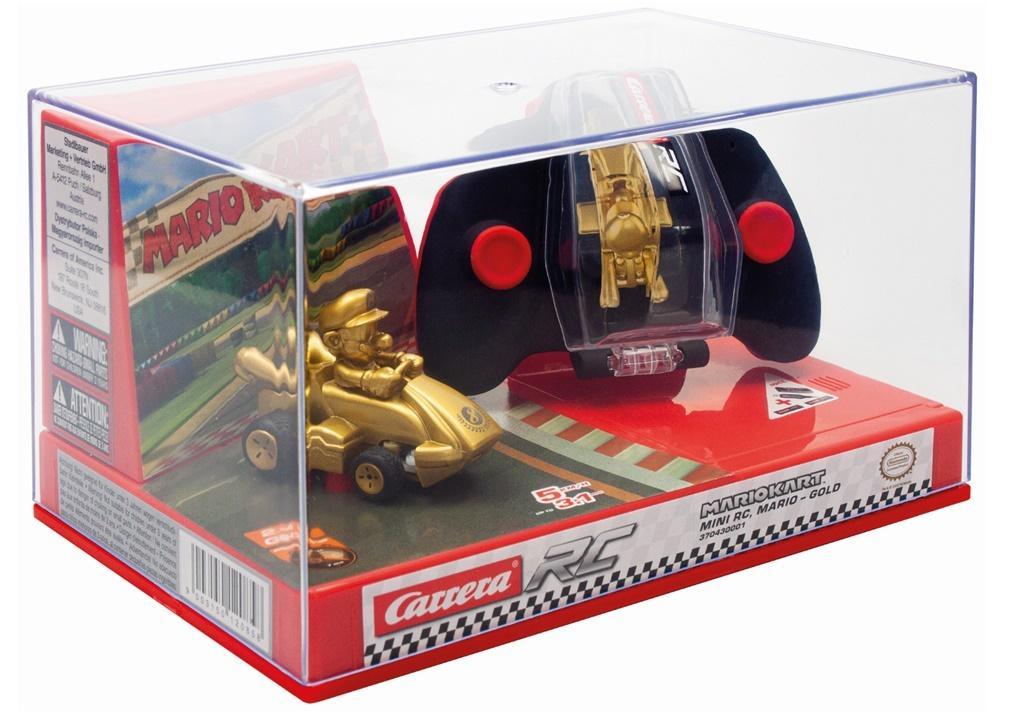 Carrera RC Mario Kart Mini RC, Mario Gold 2,4GHz