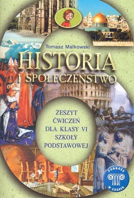 Historia SP KL 6. Ćwiczenia Podróże w czasie