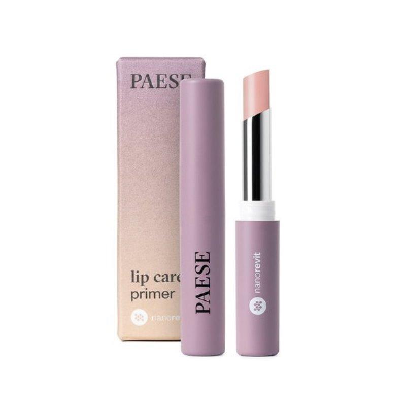 Nanorevit Lip Care Primer pielęgnująca pomadka do ust 40 Light Pink