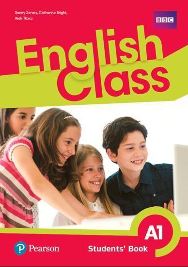 English Class A1. Student`s Book. Język angielski. Podręcznik dla szkoły podstawowej