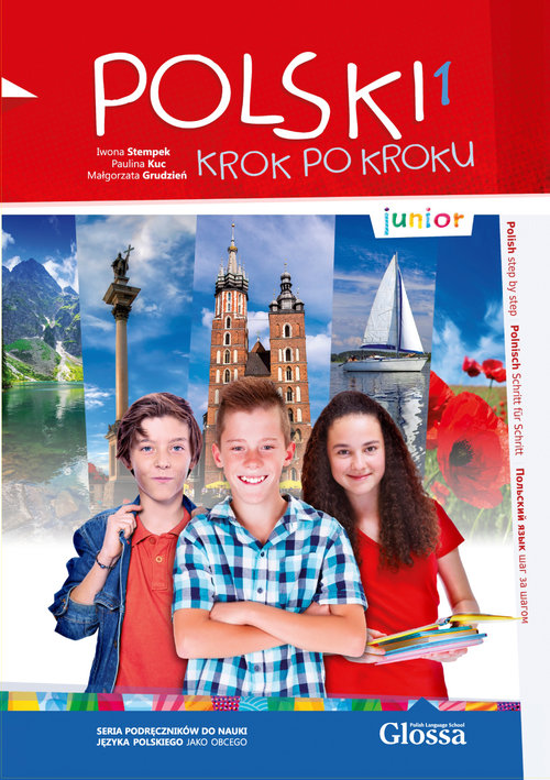 Junior 1. Polski krok po kroku