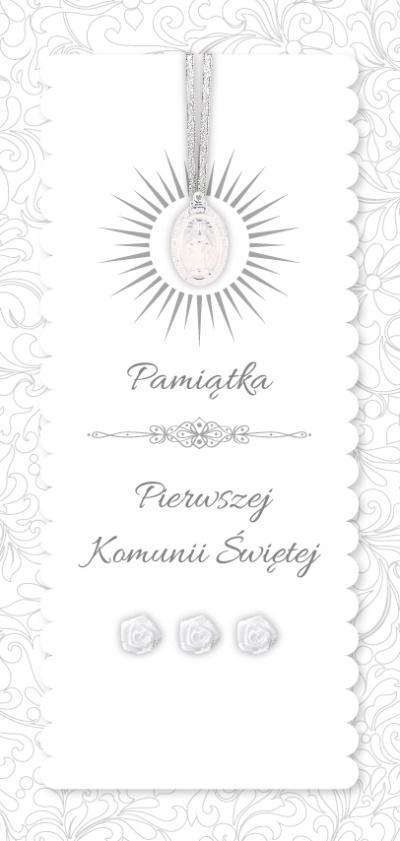 Karnet Komunia DL-62