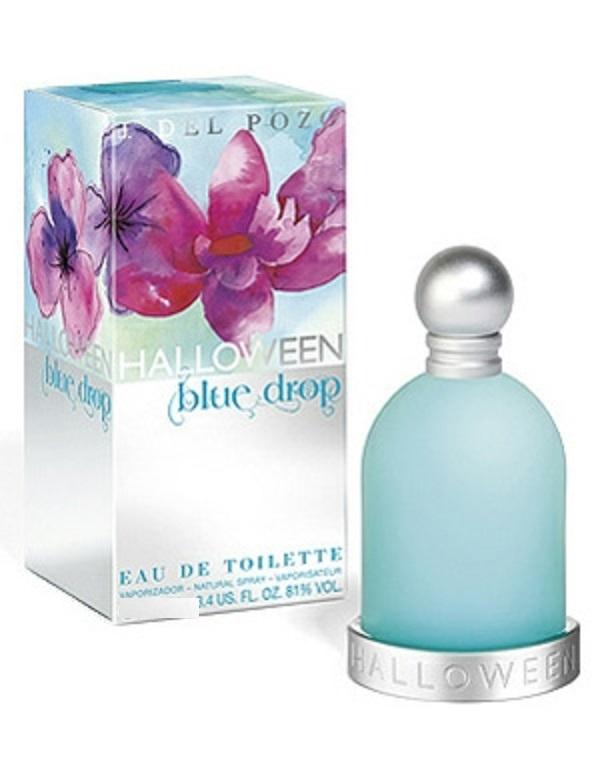 Halloween Blue Drop Woman Woda toaletowa