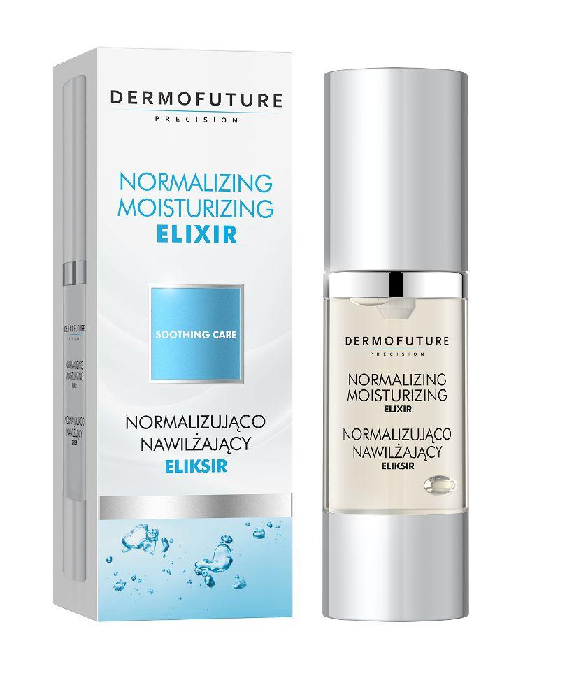 Soothing Care Normalizing Moisturizing Elixir normalizująco-nawilżający eliksir do twarzy