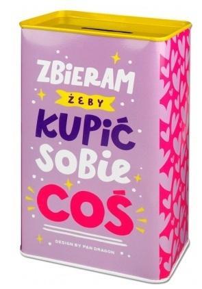 Skarbonka Happy-Coś