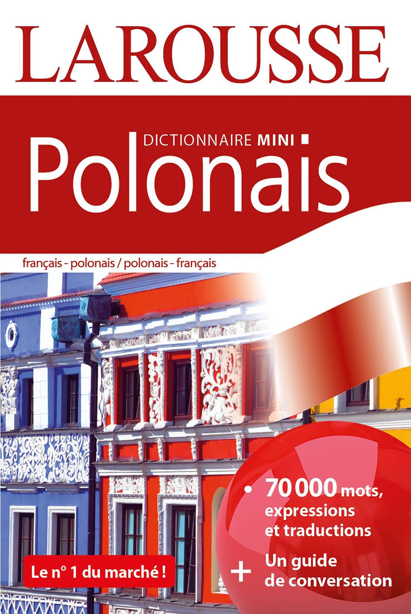 Mini słownik francusko-polski, polsko-francuski