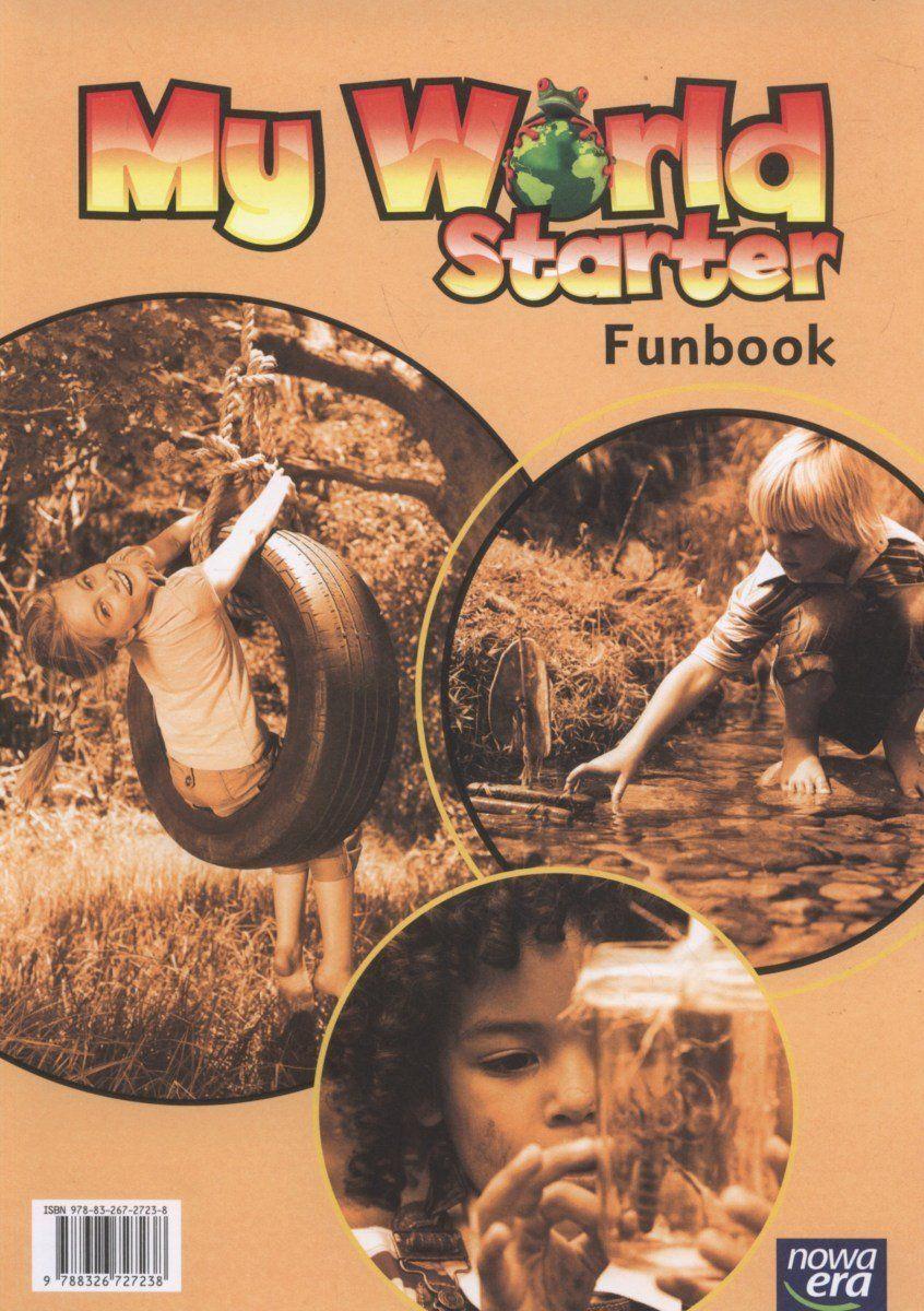 My World Starter. Funbook