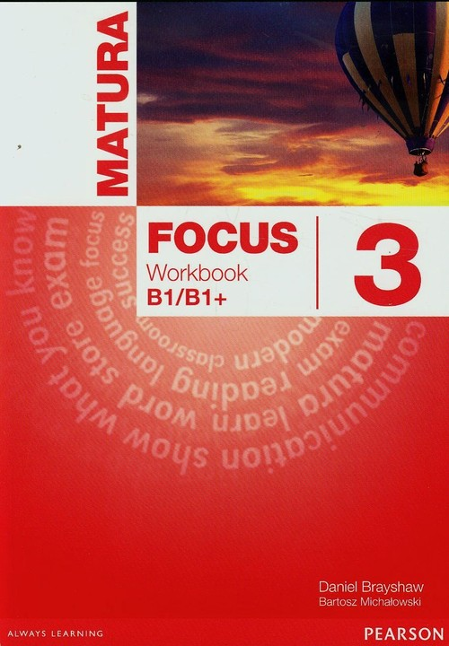 Matura Focus 3. Workbook