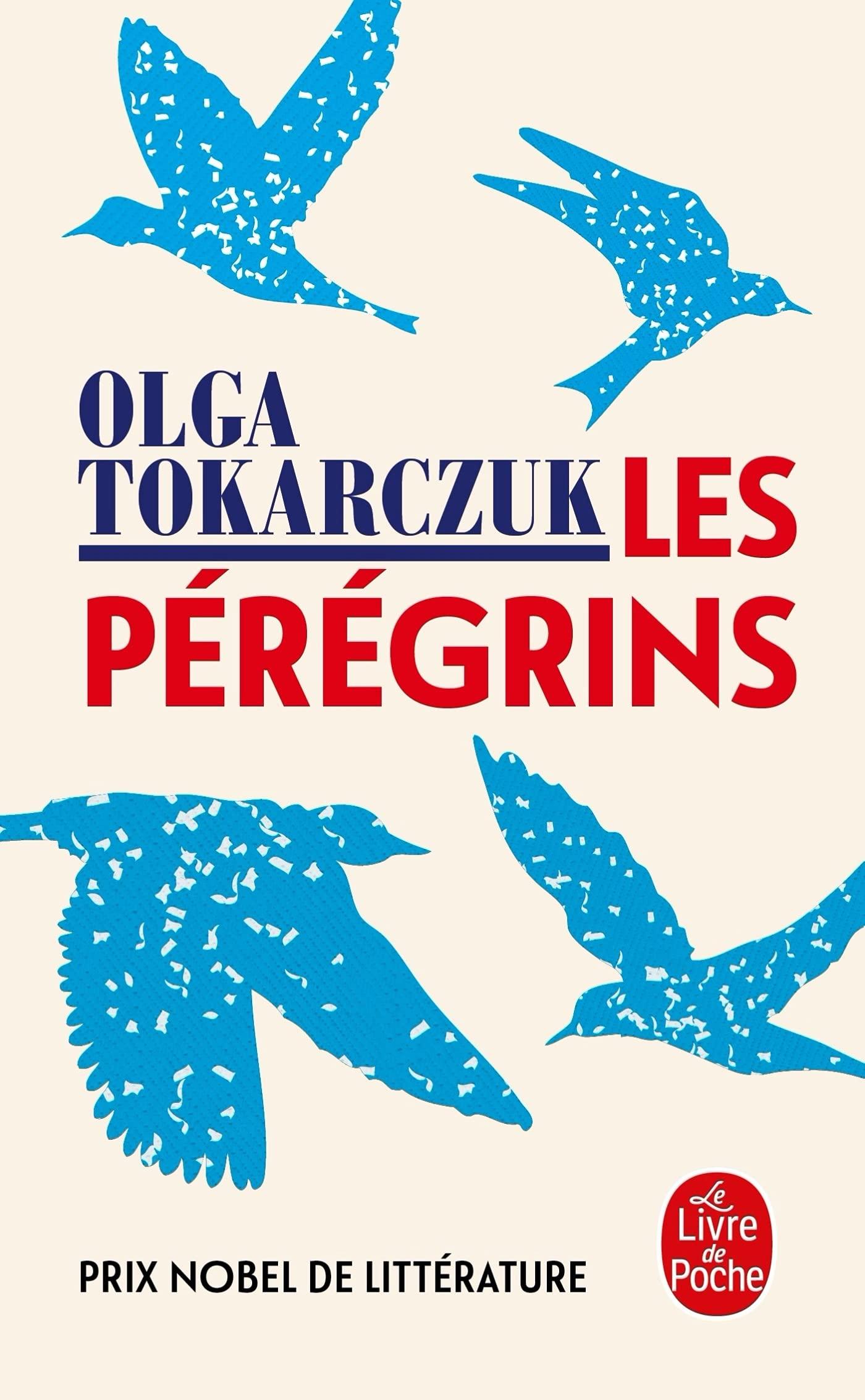 LF Tokarczuk. Les Peregrins / Bieguni