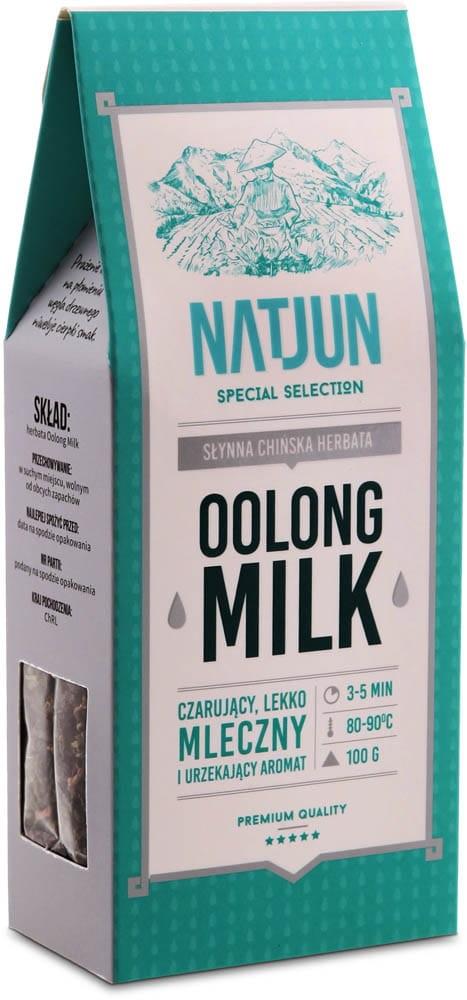 Herbata Oolong Milk