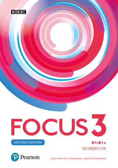 Focus Second Edition 3. Workbook + kod (Interactive Workbook)