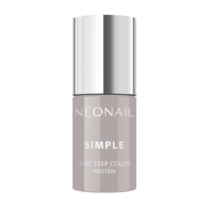 NEONAIL_Simple One Step Color Protein lakier hybrydowy 7837-7 Innocent