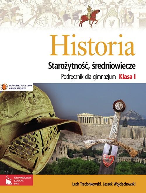 Historia 1 Starożytność Średniowiecze Podręcznik