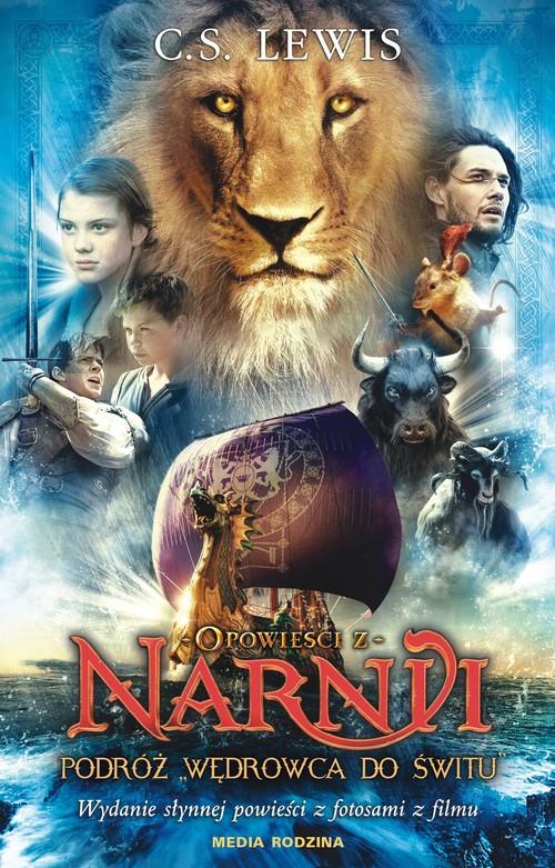 """Opowieści z Narnii. Tom 3. Podróż """"Wędrowca do Świtu"""""""