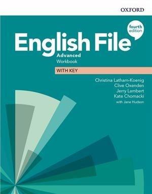 English File 4E Advanced WB + key OXFORD