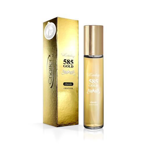Woda perfumowana dla kobiet 585 Gold Classic Lady