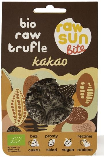Trufle kakaowe