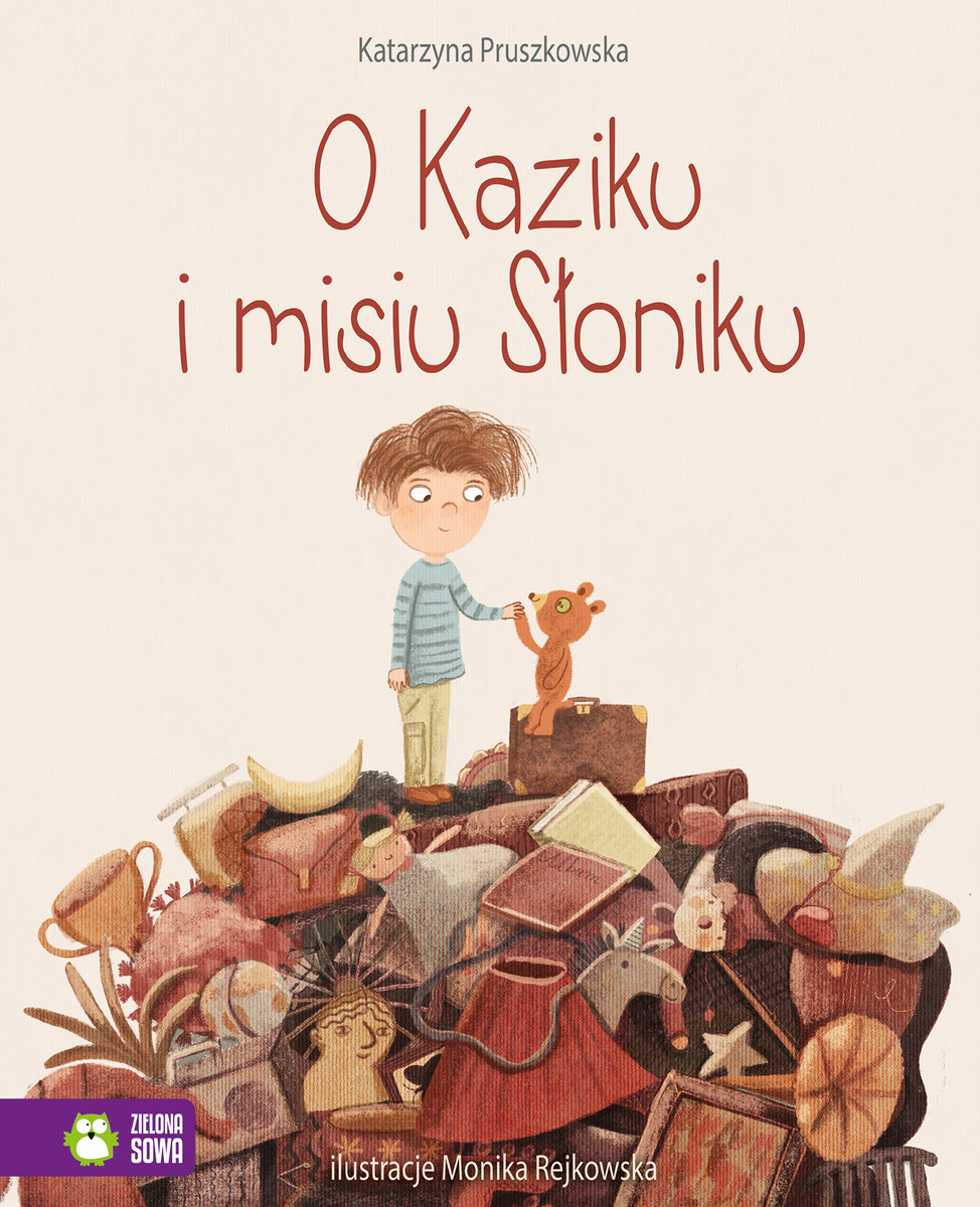 O Kaziku i misiu Słoniku
