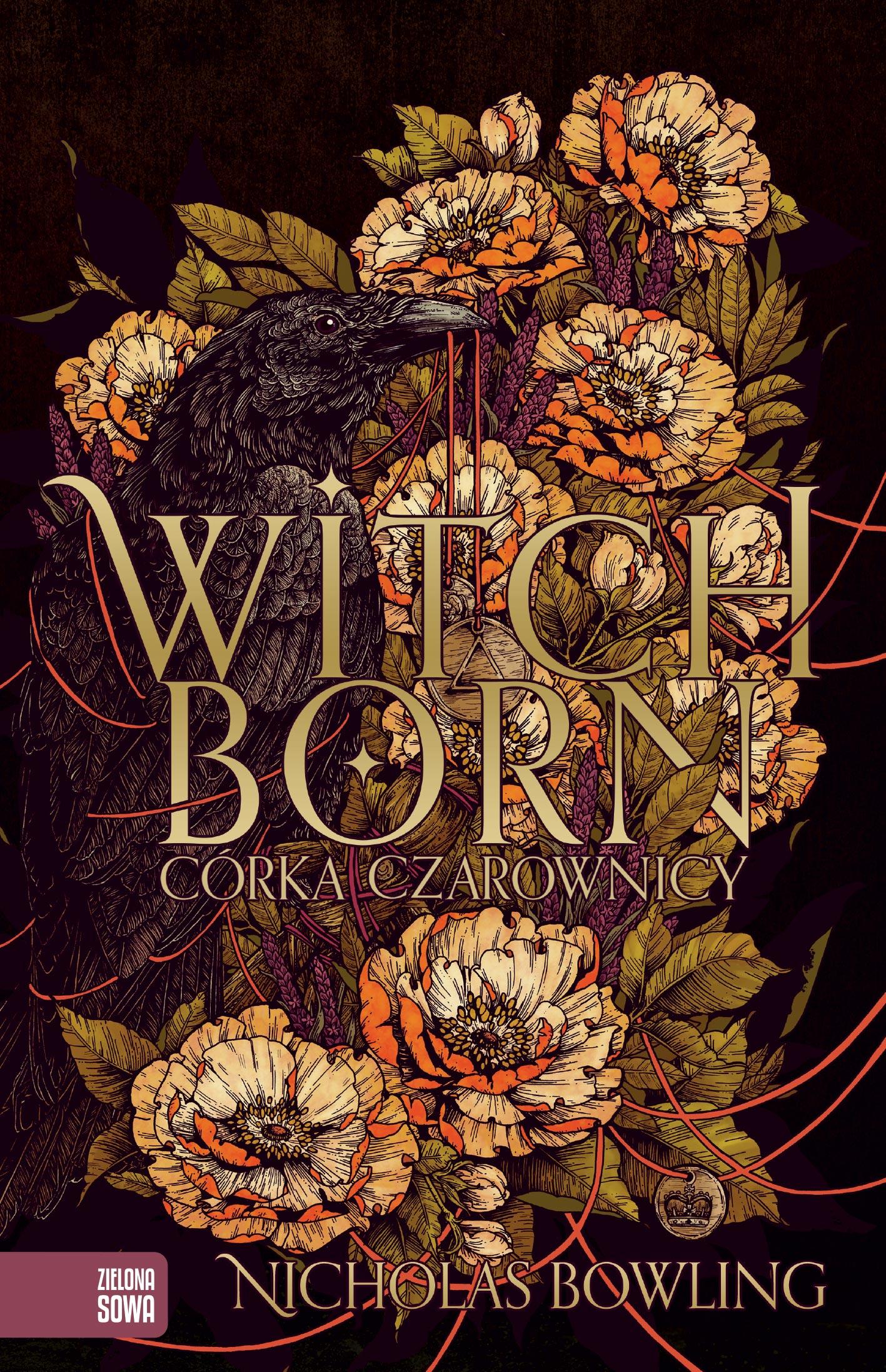 Witchborn. Córka czarownicy