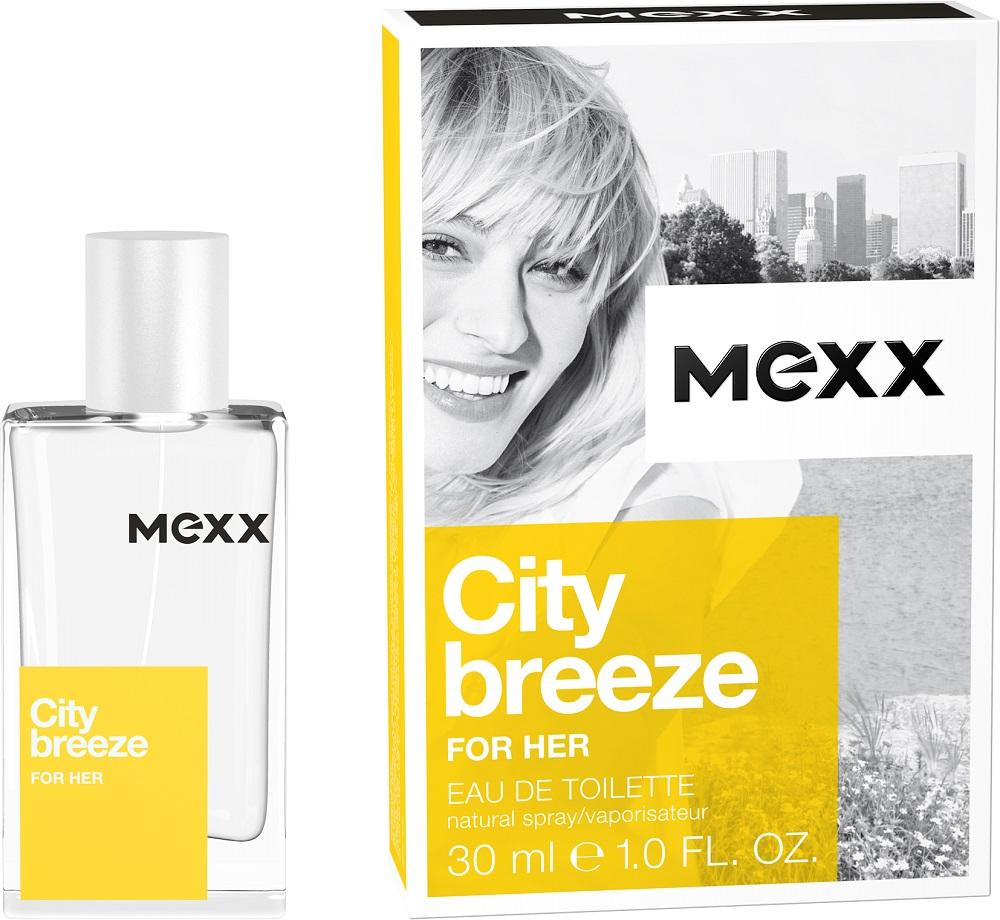 City Breeze For Her Woda toaletowa