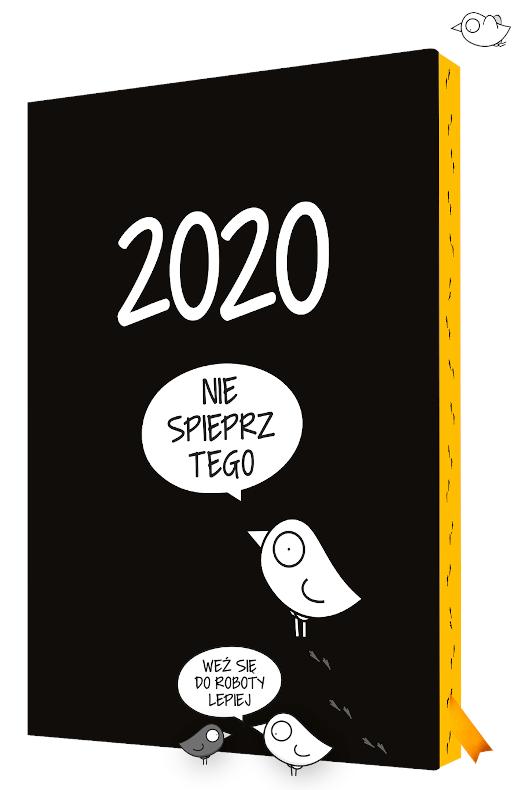 Kalendarz 2020. Ptaszek Staszek