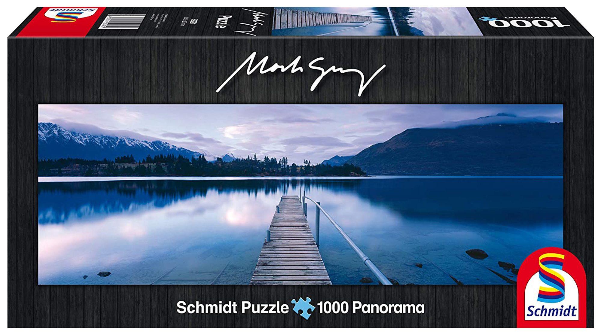 Puzzle 1000 el. Mark Gray Wakatipu, Nowa Zelandia